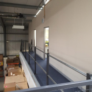 Mezzanine Floor with Office Stockport