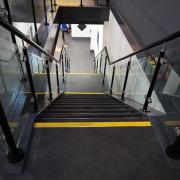 Mezzanine Floor Staircase West Houghton